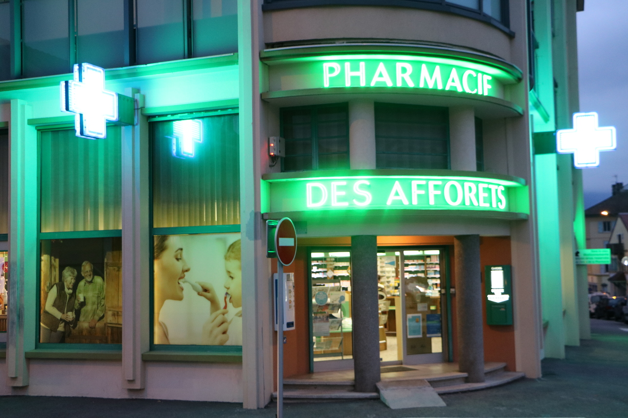 Pharmacie les afforets